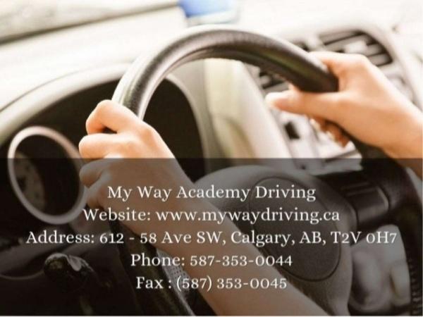 Driving School Calgary