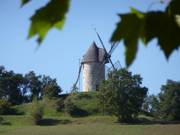 The Windmill at Coulx