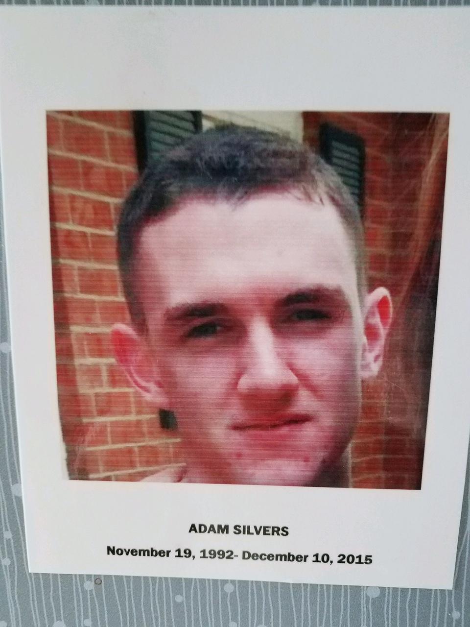 Adam Silvers