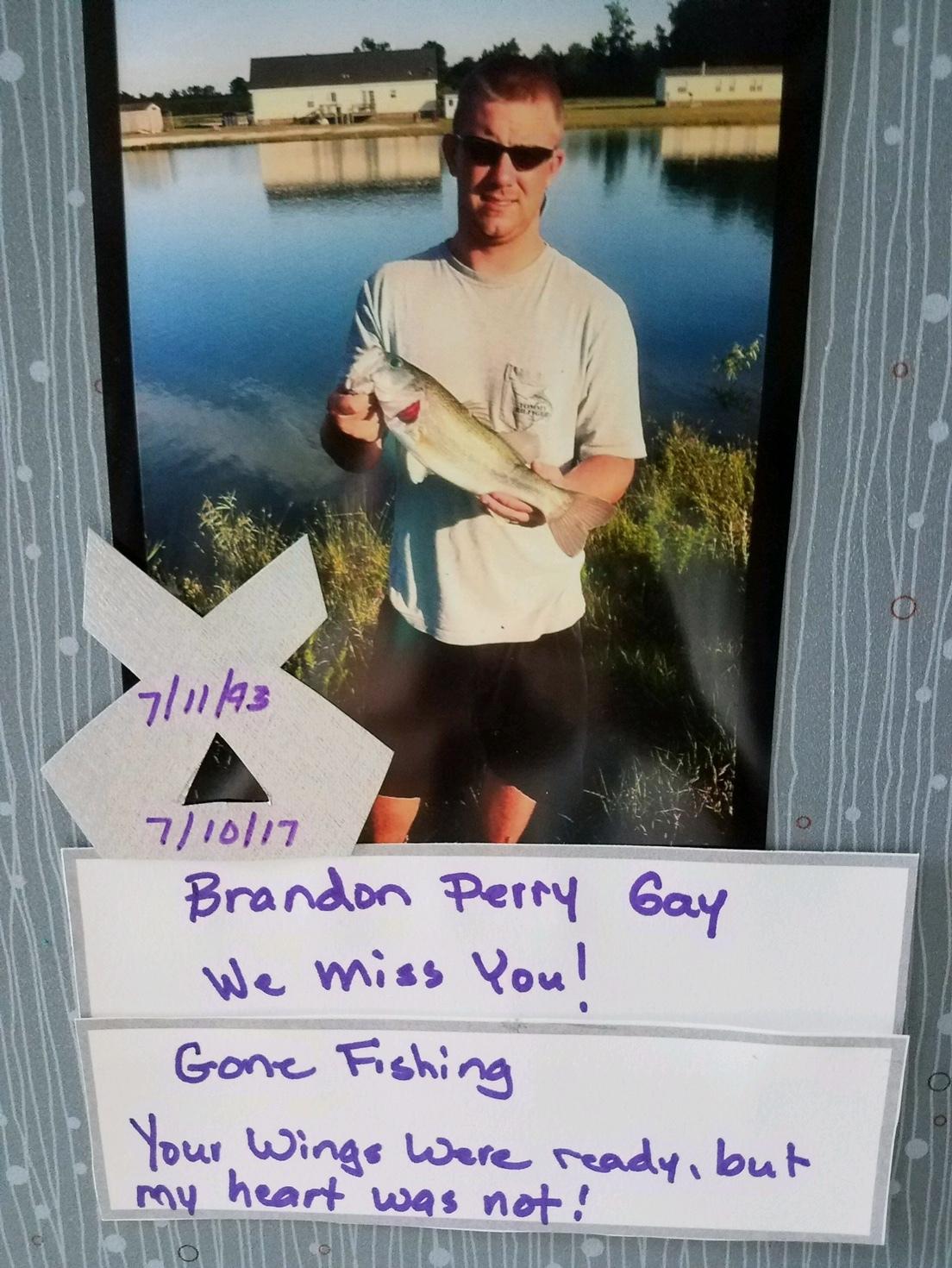Brandon Gay
