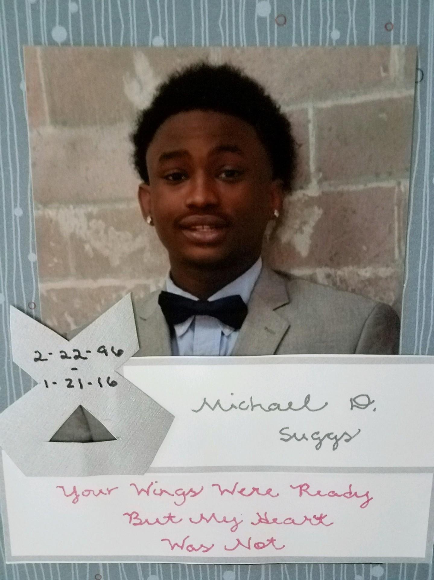Michael Suggs