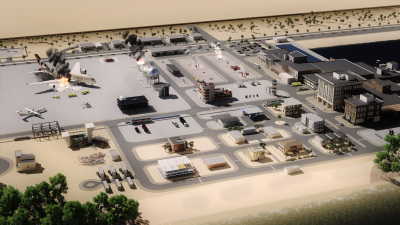 TAWAZUN SAFETY, SECURITY & DISASTER MANAGEMENT CITY