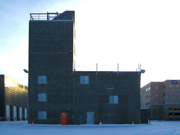 Burn Tower