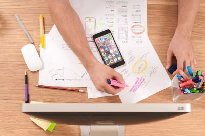 Smart design can make your website look more professional and bring in more revenue.