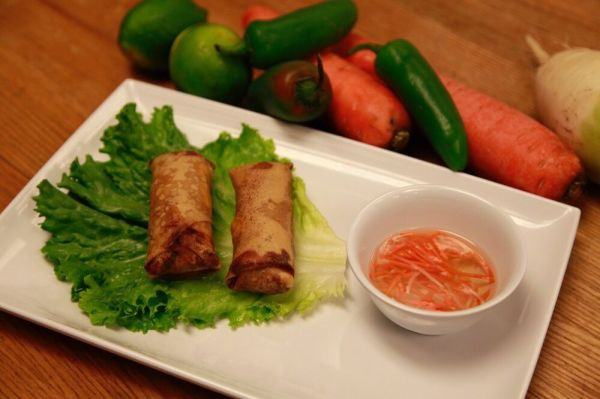 Crispy Saigon Rolls