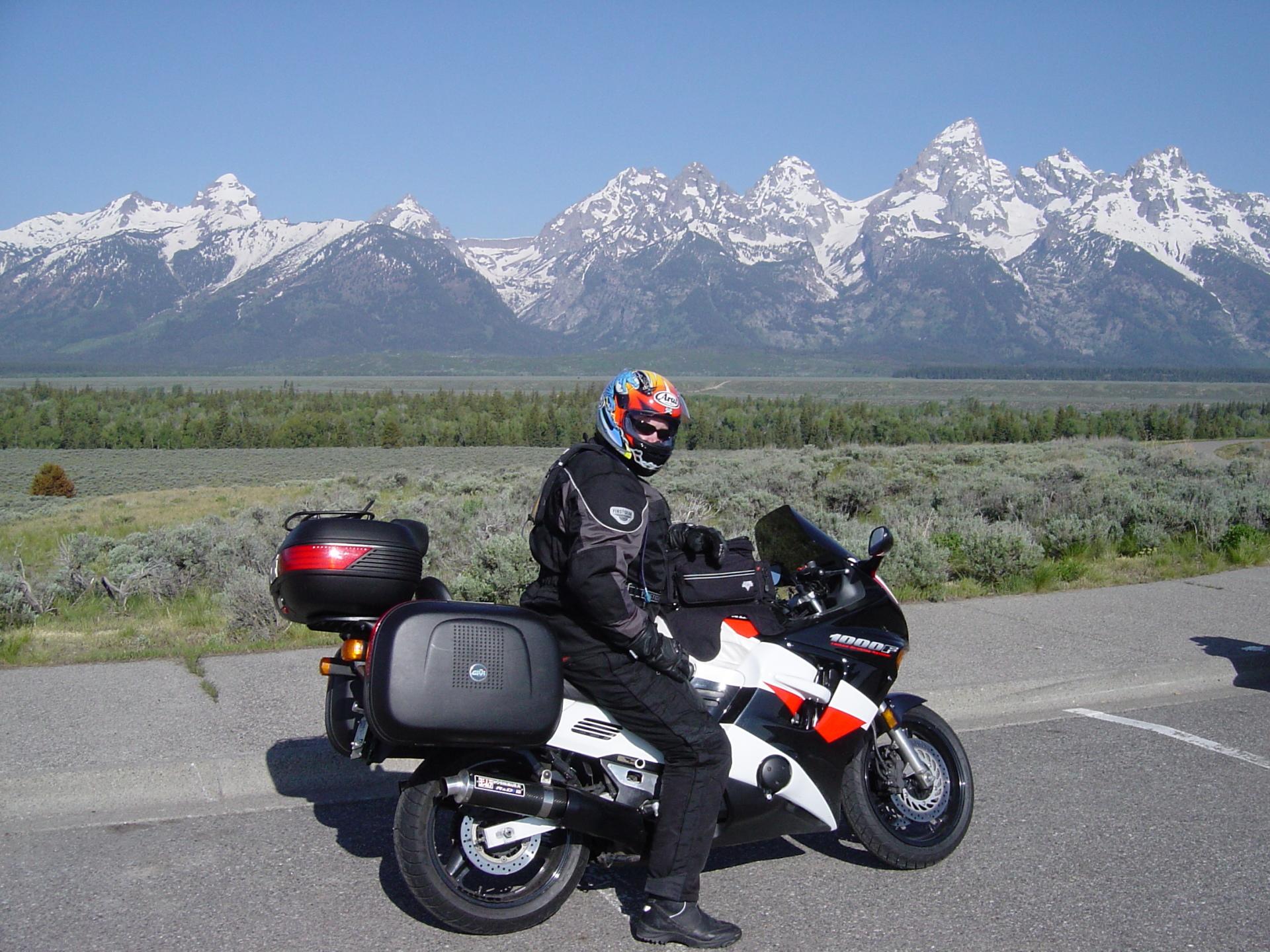 Summer 2003 Trip to STN national in Custer South Dakota