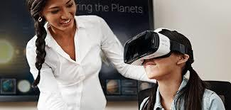 Education In Fundamental Sciences In VR Environment