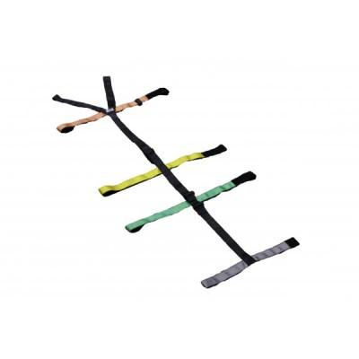 Spine Board 10 Point Straps