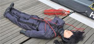 Dive Rescue Manikin