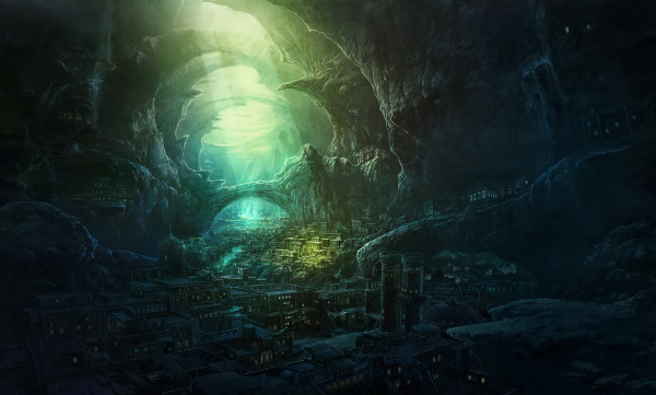 Creating a Fantasy World