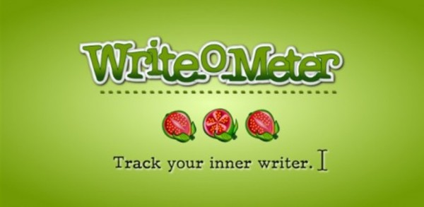 Write-o-meter: The Word Tracking App
