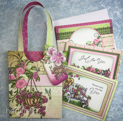 Purse and Notecard