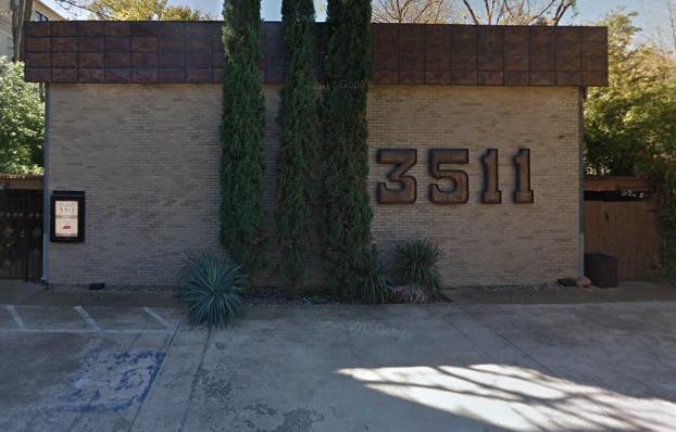 3511 Cedar Springs Rd