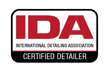 IDA Certified Detailer Logo