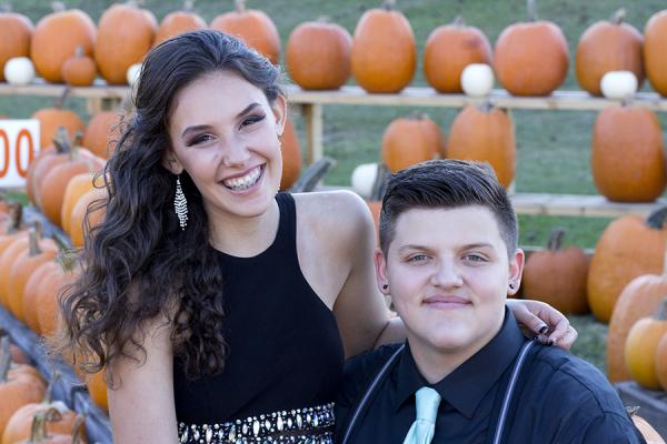 Lexi and Donovan 1
