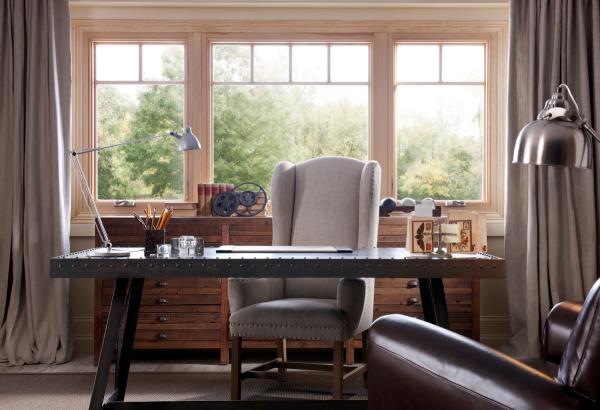 Woodclad Window