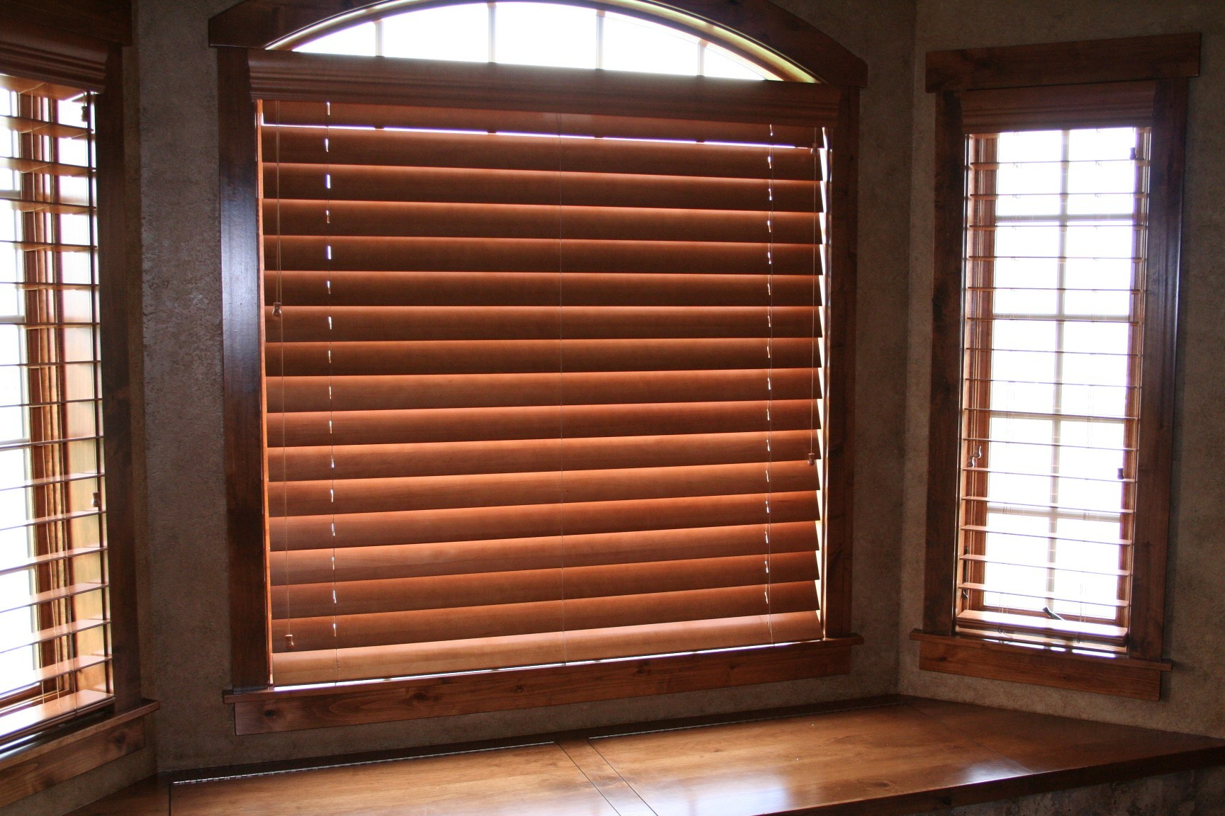 wood blinds, fauxwood blinds