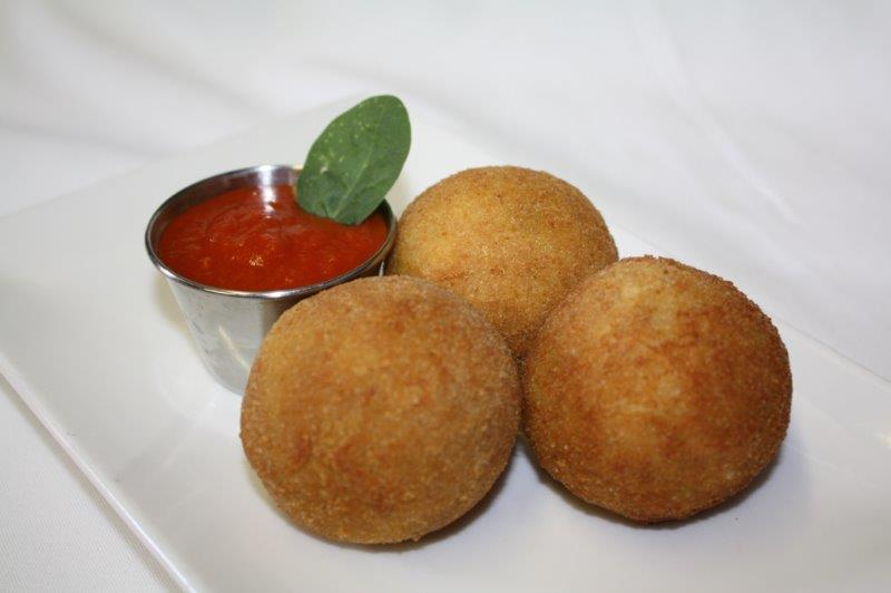 Risotto Balls Price $10 Each (8pc)