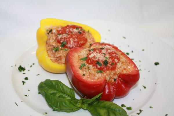 Stuffed Peppers Price $16