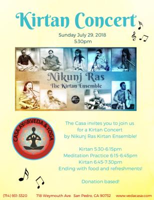Kirtan Concert