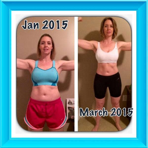 90 Day Weight Loss Results