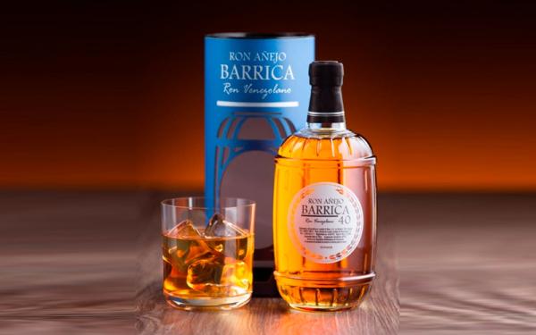 Ron Barrica 40, Premium Rum Venezuela