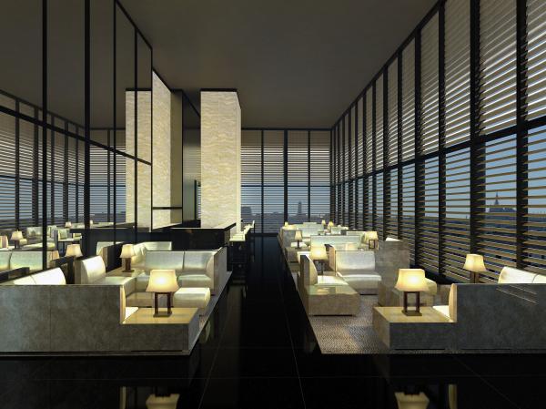 Armani Hotel Bar