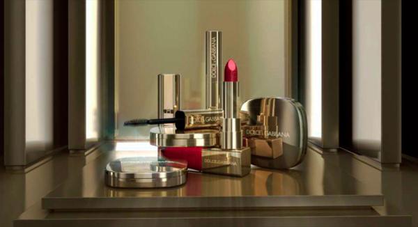Dolce Gabbana make up packaging