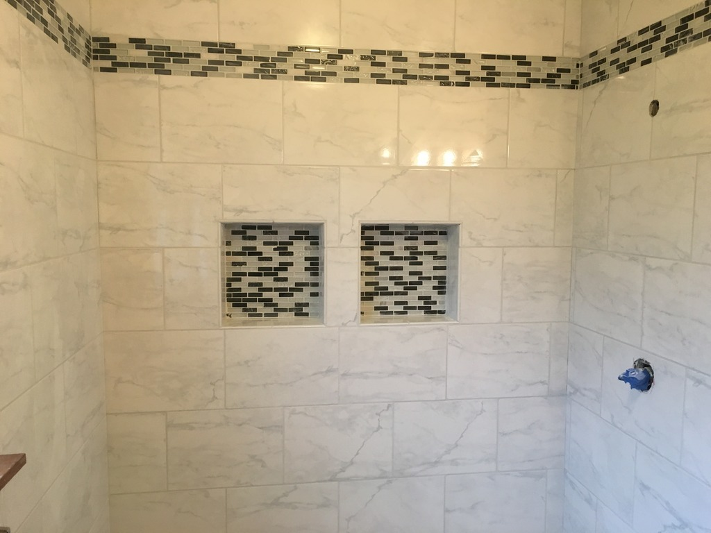 Shower Ceramic Tile