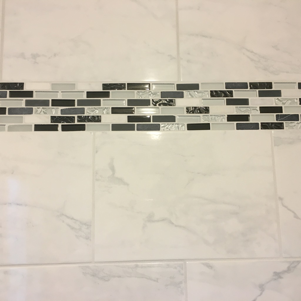 Mosaic installation and repair