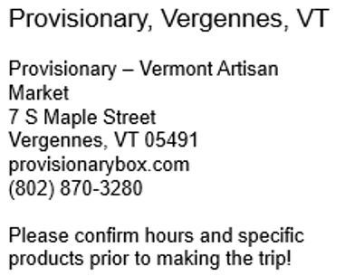 shops, shopping, local, buy Vermont, gifts
