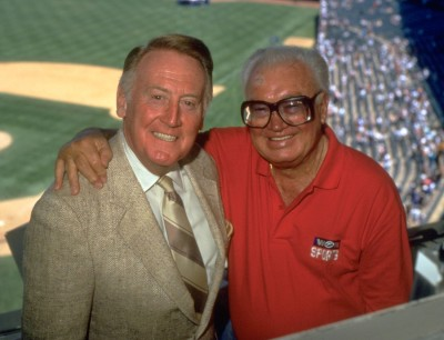 Vin Scully And Harry Caray Walk Into A Bar...