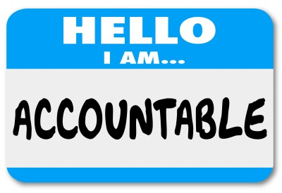 An Accountability Loop - The Most Critical Aspect to Meeting Goals