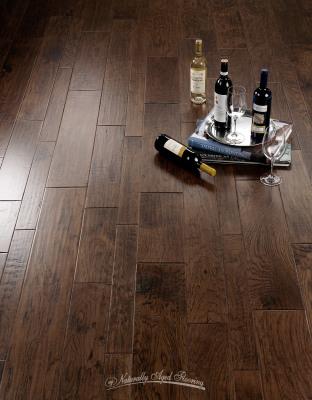 hardwood, flooring, floor, plank, naturally aged, brown sugar