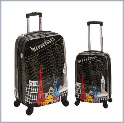 Rockland Luggage Sets Product Review