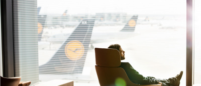 LOUNGE GUIDE - Lufthansa First Class Lounge Frankfurt