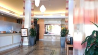 Hilton Garden Inn Henderson Lobby entrance