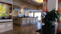 Hilton Garden Inn Reception Desk