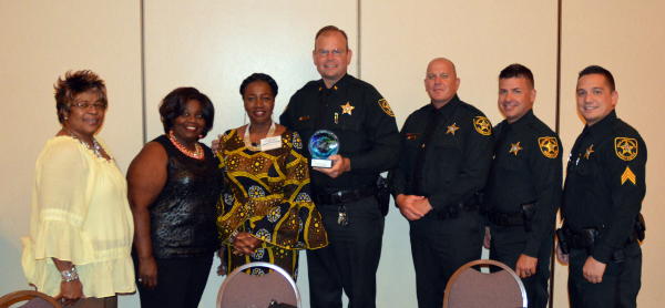 Sheriff Blackman honored by Keep Florida Beautiful