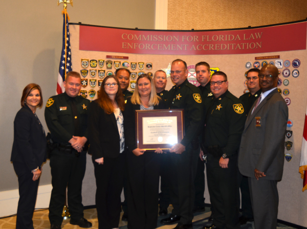 HCSO accredited for fourth time