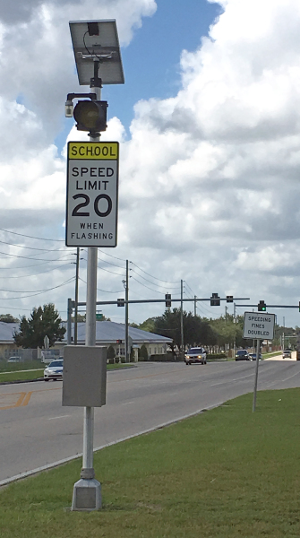 Drivers need to be mindful of school zones, buses
