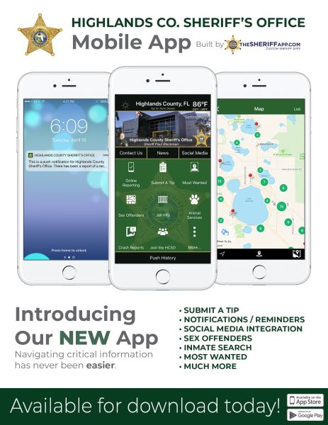 HCSO unveils free smartphone app to improve communication