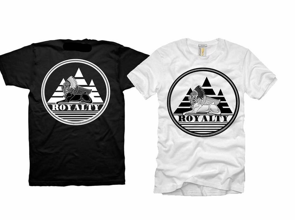 Royalty empire tee