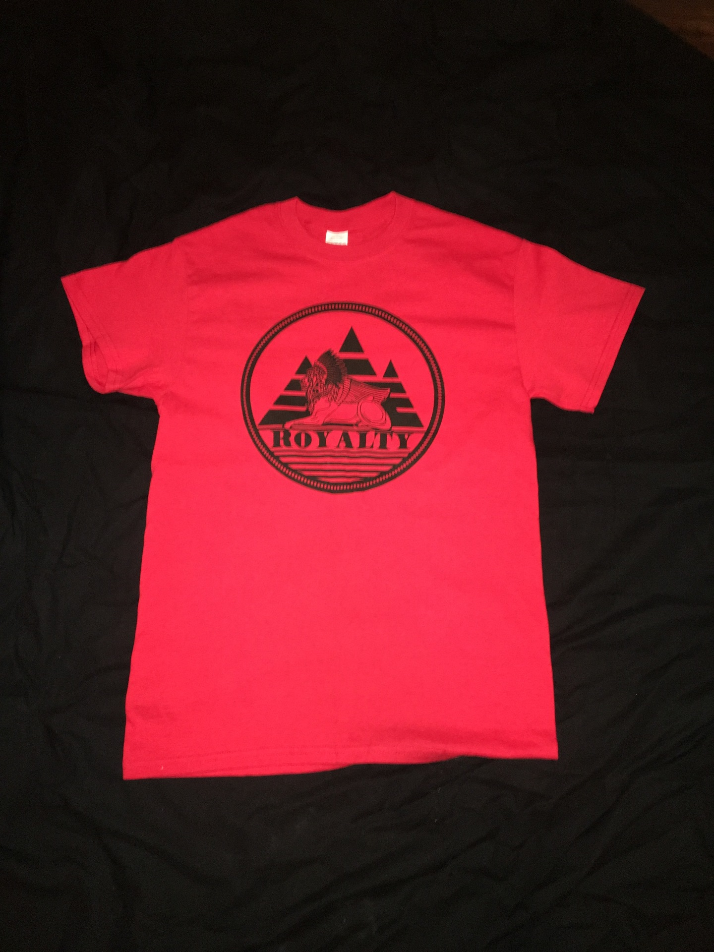 RED EMPIRE TEE
