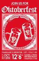Famulari's Oktoberfest Poster
