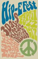 Hip-E Fest Poster