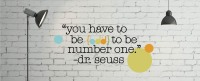 Dr. Suess Quote Image