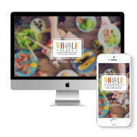 The Whole Plate Website