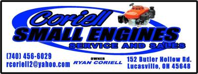 Coriell Small Engines