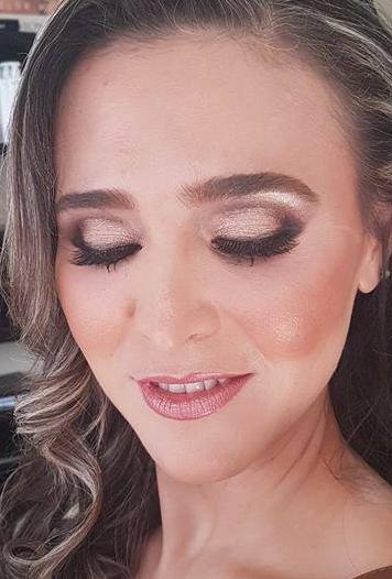 Maquillaje glamour